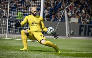 Вратарь в FIFA 15