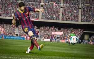 Лионель Месси в FIFA 15