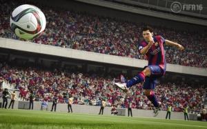 Лео Месси в FIFA 16