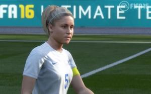 Футболистка FIFA 16
