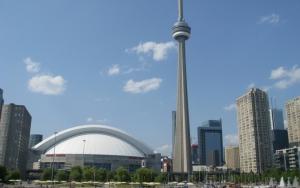 Телебашня в Торонто