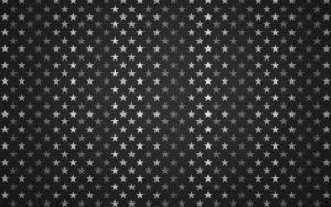 Черно-белые звездочки