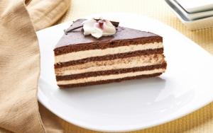Торт слоями