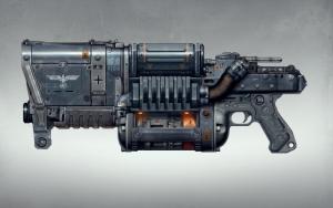 Wolfenstein оружие