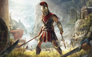 Assassin's Creed Odyssey Алексиос