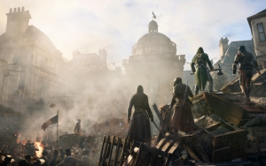 Assassin's Creed Unity революция