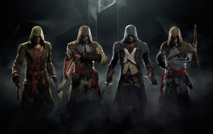 Персонажи Assassin's Creed Unity