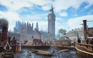 Assassin's Creed Syndicate Лондон