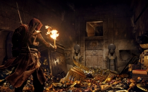 Assassin's Creed Origins подземелье