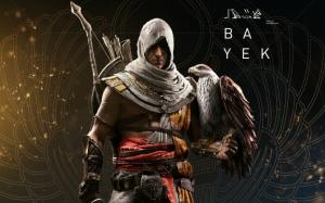 Assassin's Creed Origins Байек и Сену