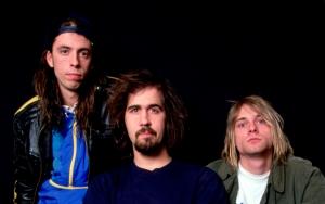 Основной состав группы Nirvana