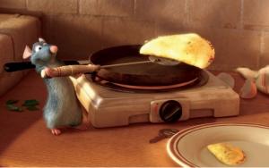 Реми готовит