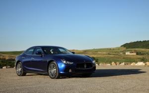 Седан Maserati Ghibli