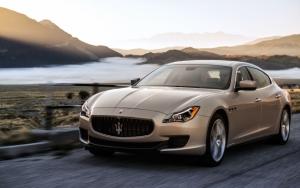 Бизнес-седан Maserati Ghibli