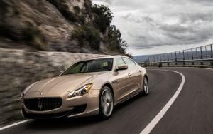 Стильный Maserati Ghibli