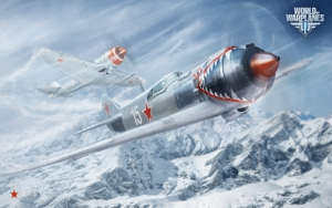 World of Warplanes LA-5