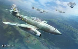 World of Warplanes Me 262 Schwalbe