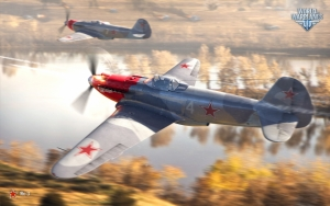 World of Warplanes Як-3