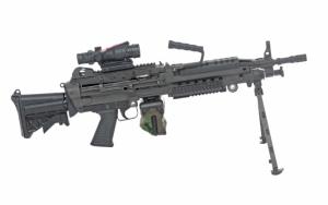 Пулемет M249