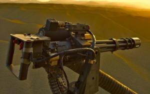 Пулемет для вертолета