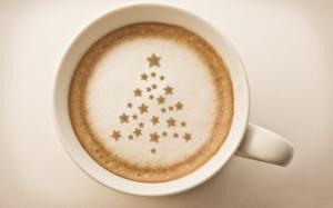 Новогодний кофе