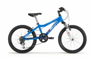Синий велосипед