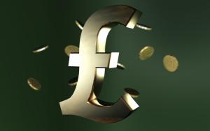 Знак фунта стерлингов
