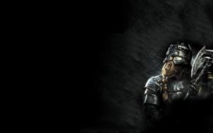 Гном воин