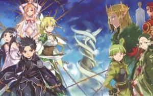 Мастера меча персонажи