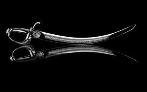 Гнутый меч