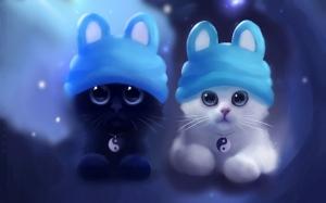 Фэнтези котята