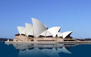 Дом оперы в Сиднее