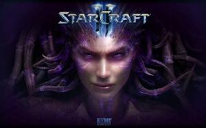 Starcraft 2 Сара Керриган