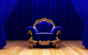 Шикарное кресло