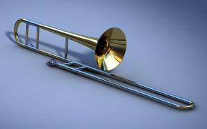 Тромбон 3D