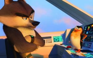 Пингвины Мадагаскара Секрет и Шкипер