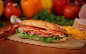 Запеченный сэндвич