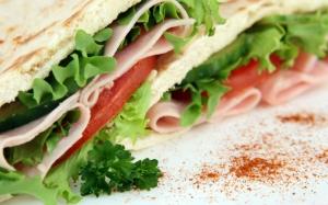 Сэндвич с перцем