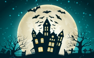 Хэллоуин в полнолуние