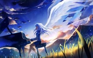 Ангельские ритмы! фанарт