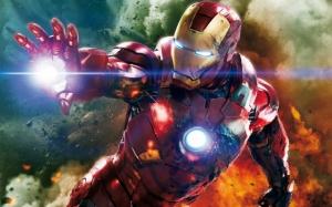 Мстители Железный человек