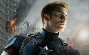 Мстители 2 Капитан Америка