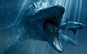 Мир юрского периода Мозазавр