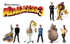 Мадагаскар 3 актеры озвучивания