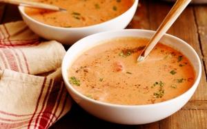 Суп со специями