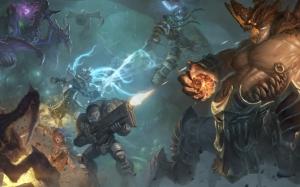 Эпичная битва Heroes of the Storm