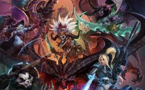 Персонажи Heroes of the Storm