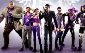 Saints Row 4 основные персонажи