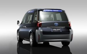 Концепт японского такси