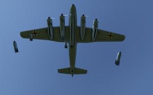 War Thunder бомбардировщик
